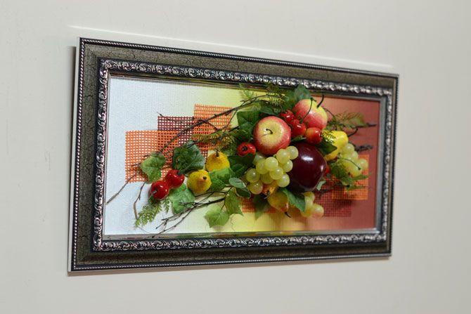 Настенная фруктовая композиция