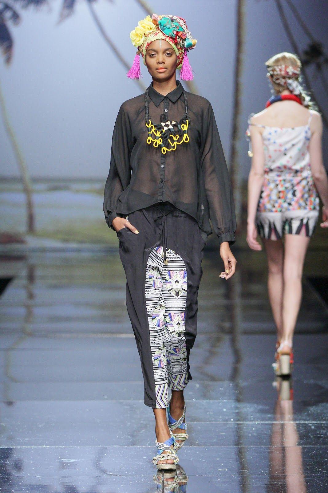 Mercedes Benz Fashion Week Cape Town Highlights Fashion Africa Fashion African Fashion