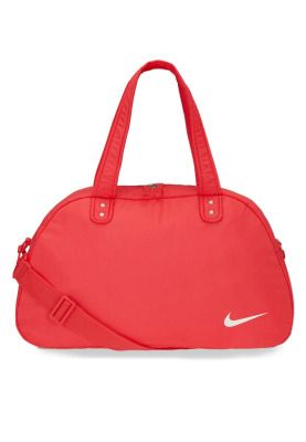 Smart, cool and trendy, this Nike duffel bag is a must have for the contemporary urban woman. Available via www.namshi.com