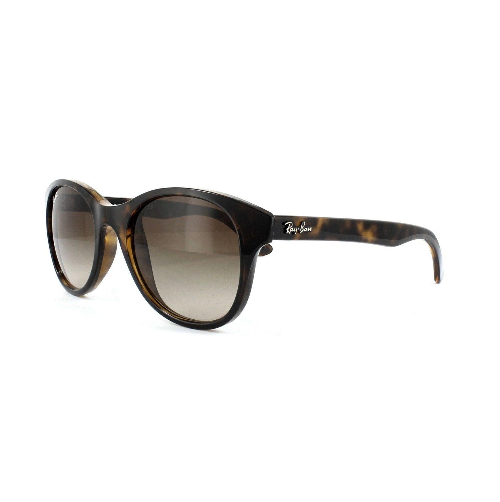 a10c566a21ee Ray-Ban Sunglasses 4203 710 13 Havana Brown Gradient