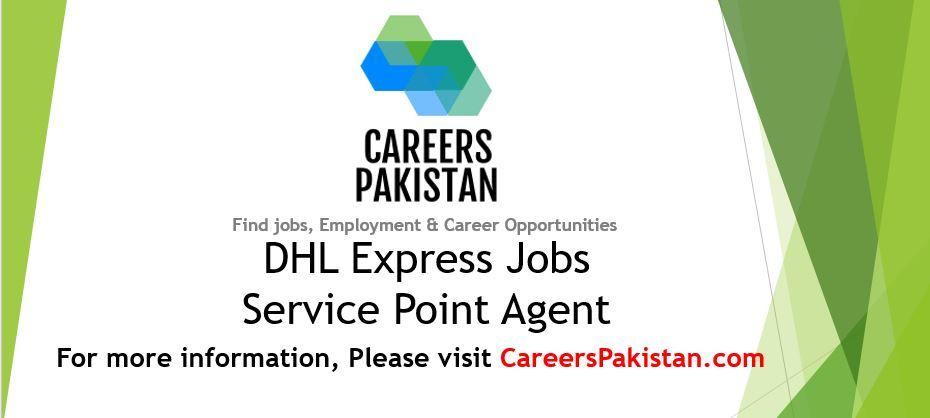 Service Agent Jobs Dhl Jobs June 2020 Apply Online