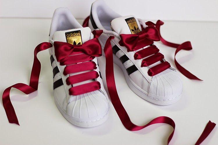 adidas femme noeud