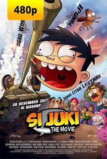 Si Juki The Movie 2017