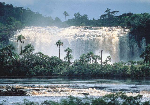 La Gran Sabana y Canaima 23
