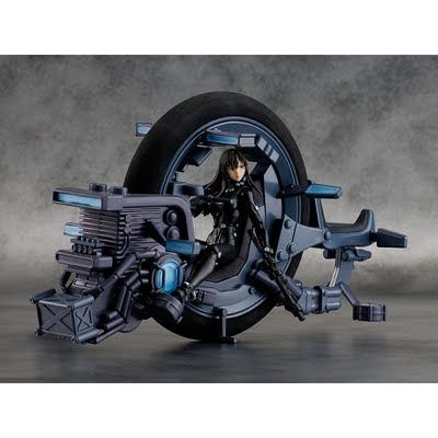 i was actually thinking of the bike from gantz. this - Comment #23 added by MakiChan at WTF MIB 3?
