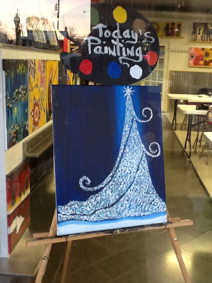 Painting With A Twist Ferndale : painting, twist, ferndale, Nice!, Painting, Twist,, Ferndale, Paint, Nite,, Painting,