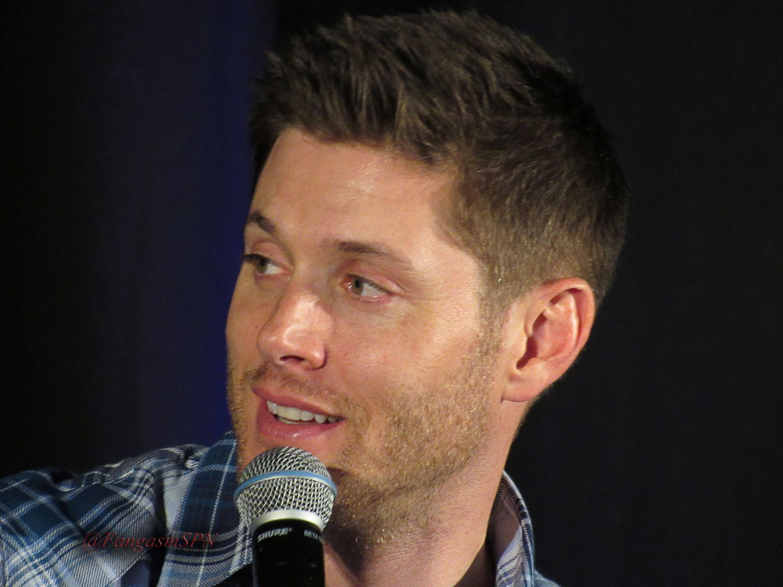 Njcon 2015 Jensen Meet And Greet Excerpts Jensen Ackles Jensen