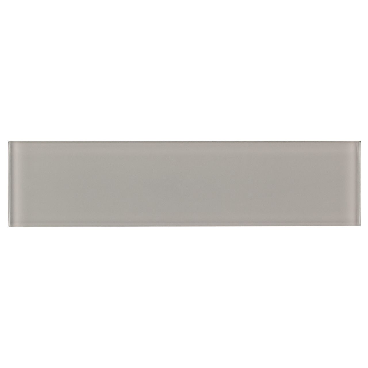Glass Subway Tile French Gray 3x12 Glass Subway Tile