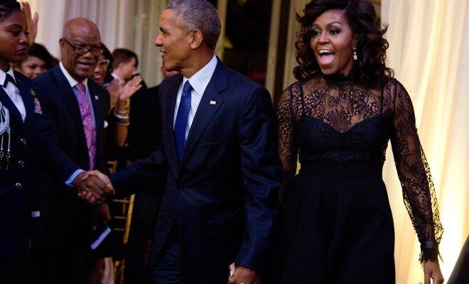 LOVE AND HAPPINESS: BET Celebrates the Obamas | Jones Magazine