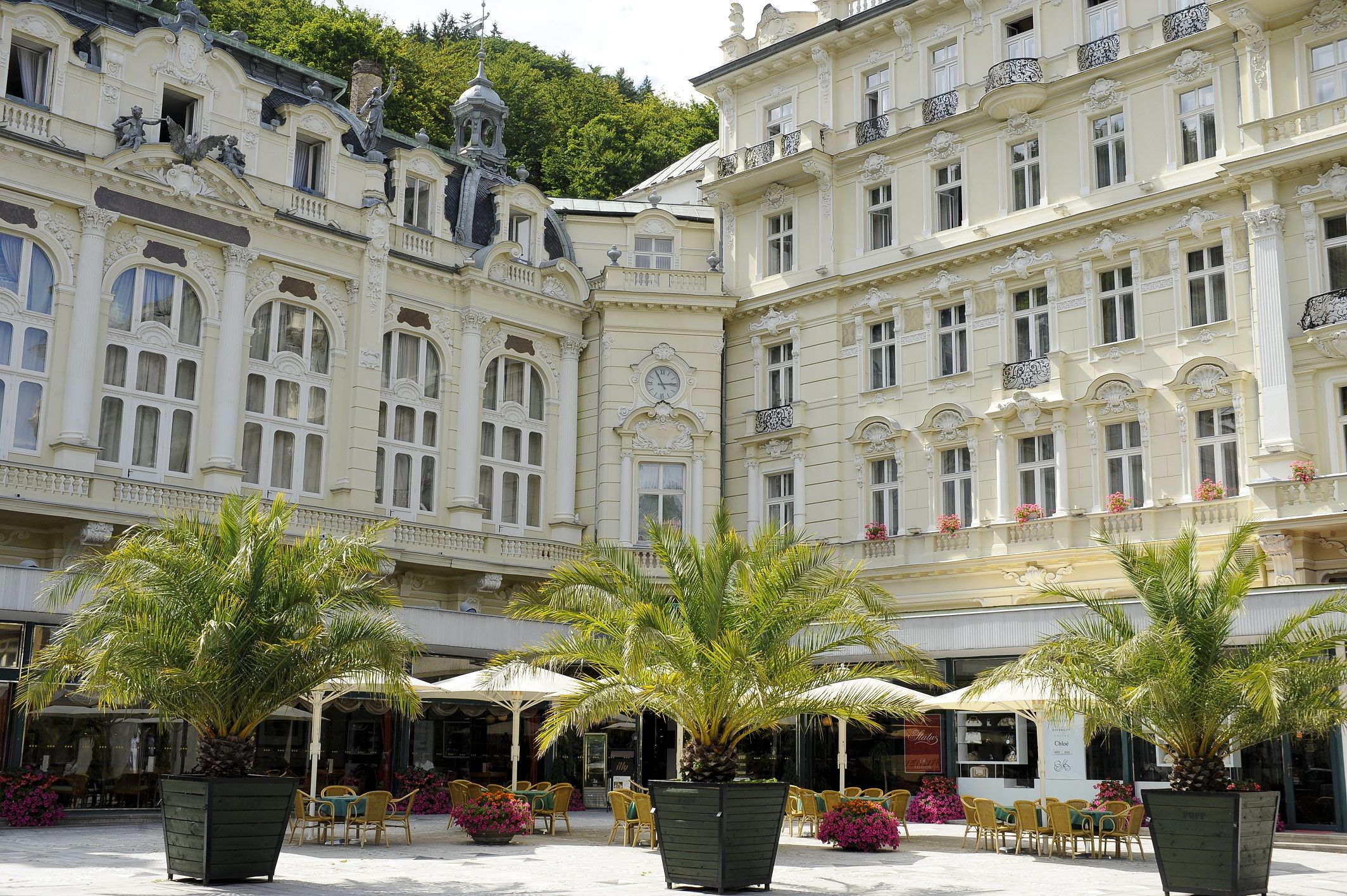 Grand Hotel Pupp Karlovy Vary Grand Hotel European Architecture Beautiful Places