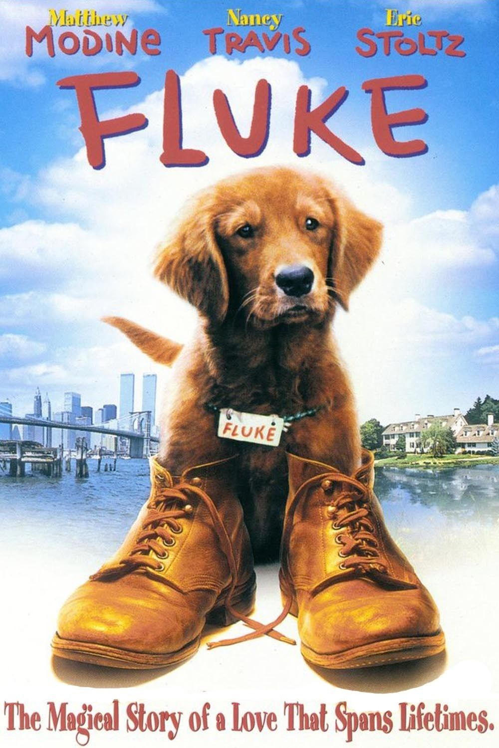 Such a good, love filled movie! It gets me every time