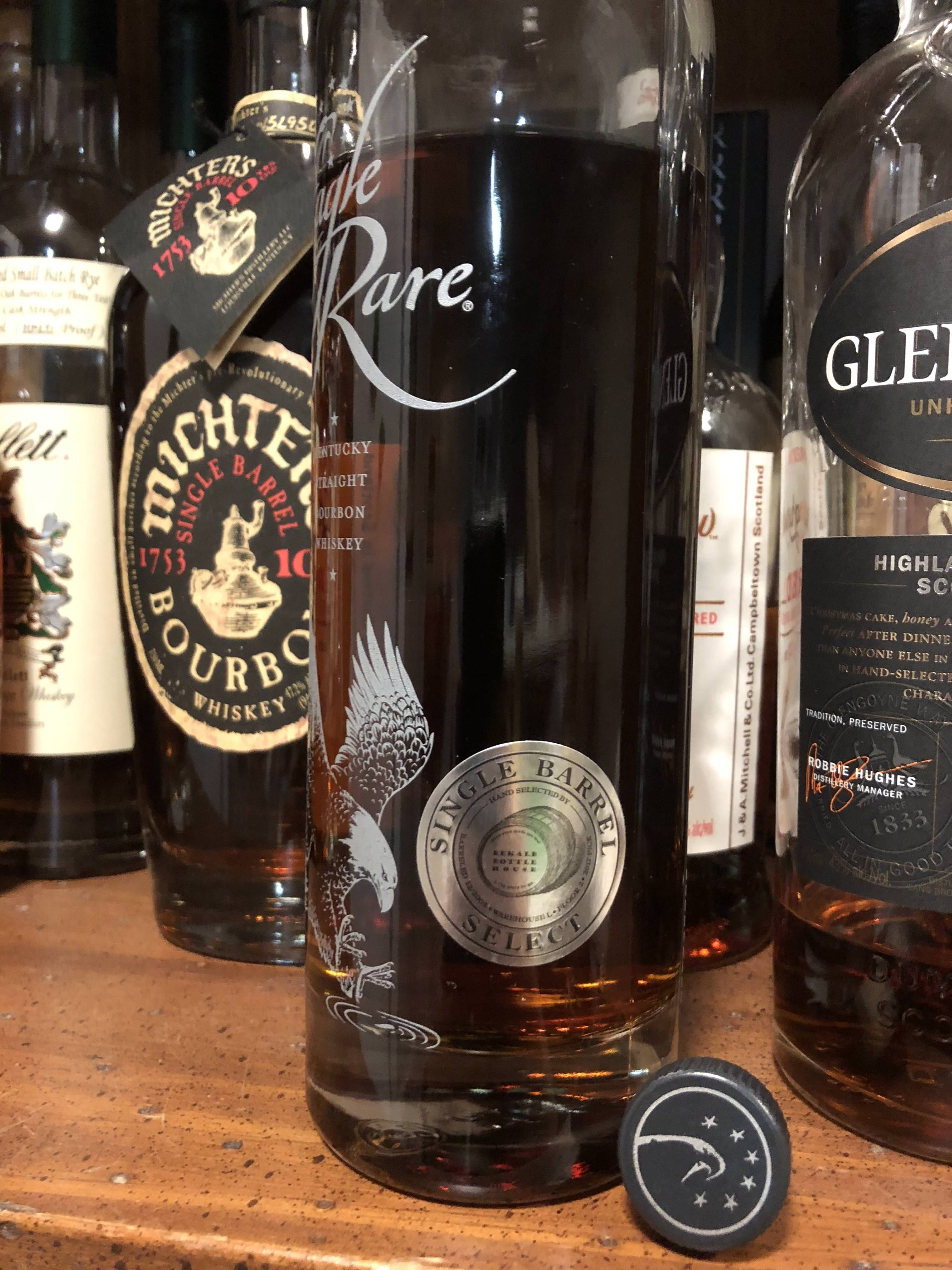 Eagle rare dekalb bottle house review 30 httpifttt