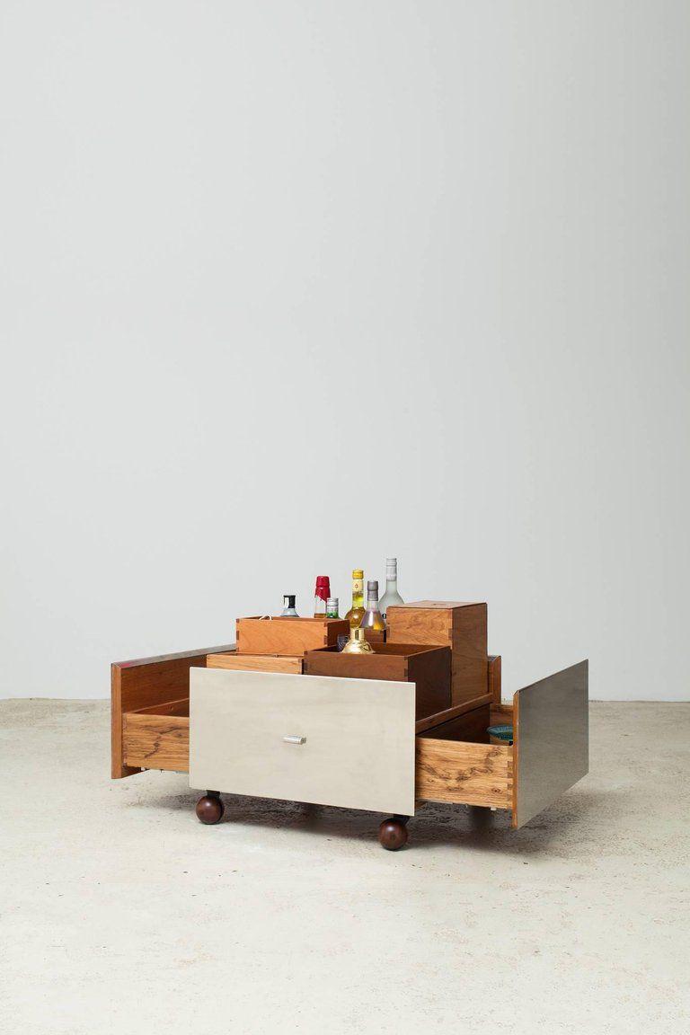 Toto Bar Trolley by Isay Weinfeld | FURN: Storage | Pinterest | Bar ...