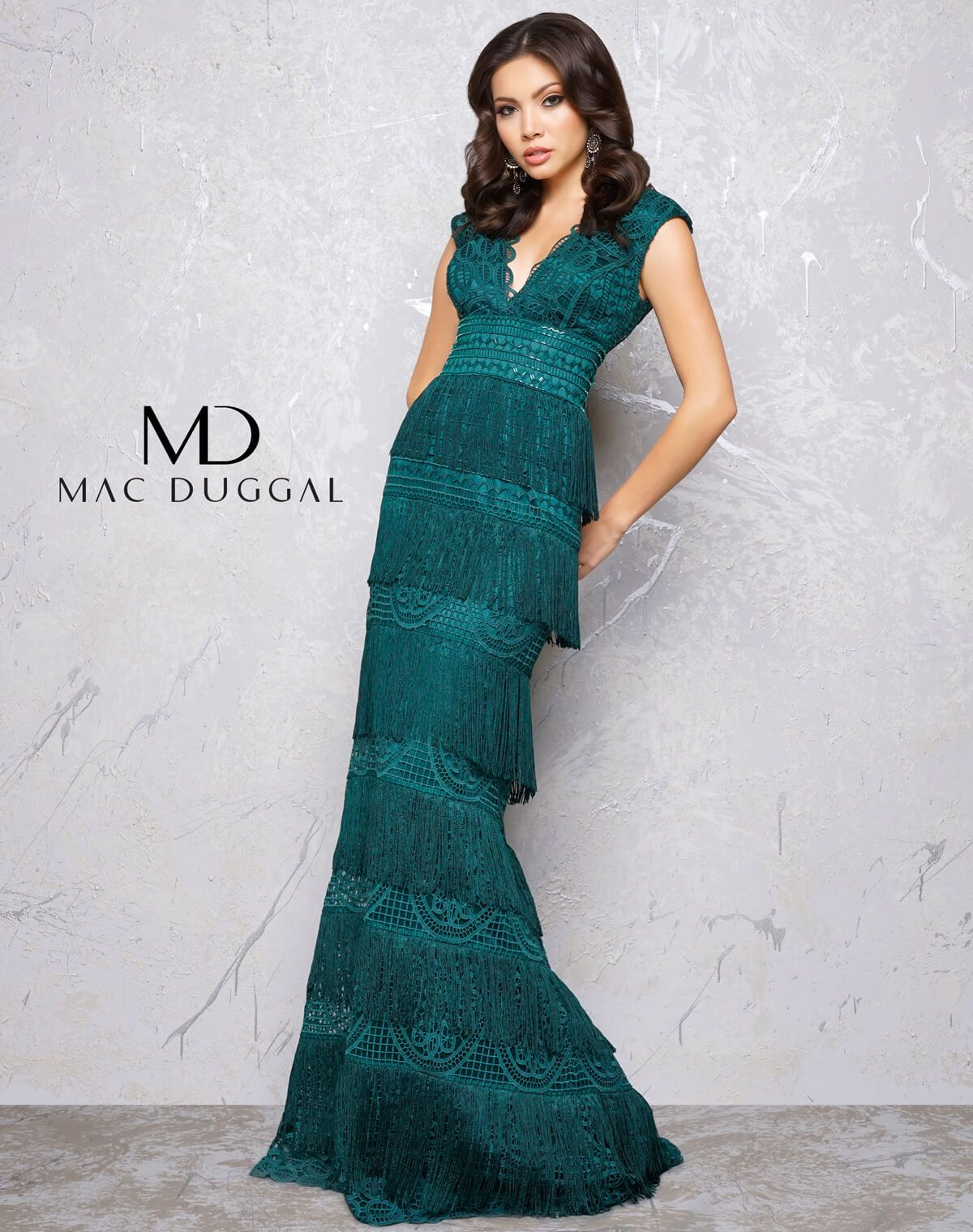 c77fb0cf1f Pagent Dresses. Prom Dress. Create movement with every step you take in  this Mac Duggal evening gown. This couture
