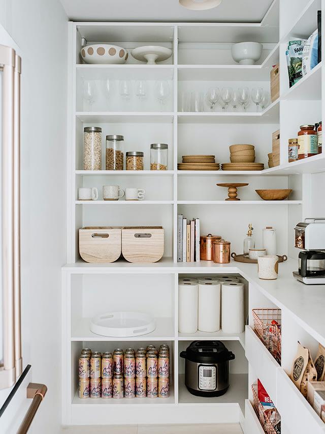 8 Pantry Organization Diy Ideas For Every Storage Struggle In 2021 Kitchen Organization Pantry Organization Pantry Design