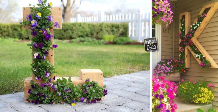 une palette de fleurs pour d corer son jardin 20 id es pour vous inspirer jardinage. Black Bedroom Furniture Sets. Home Design Ideas