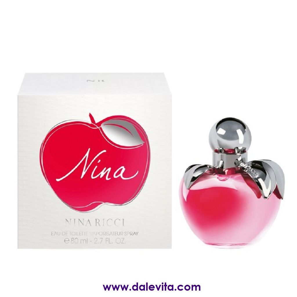 NINA RICCI NINA EAU DE TOILETTE 80ML VAPORIZADOR | Perfume