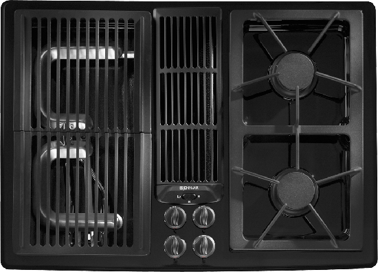 This Is Our Cooktop Jenn Air Designer Line Modular Gas