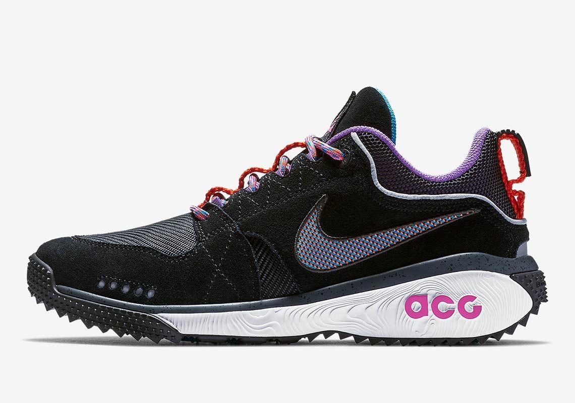 sports shoes f9502 c38e2 Nike ACG Dog Mountain Release Info AQ0916-300 AQ916-001   SneakerNews.com