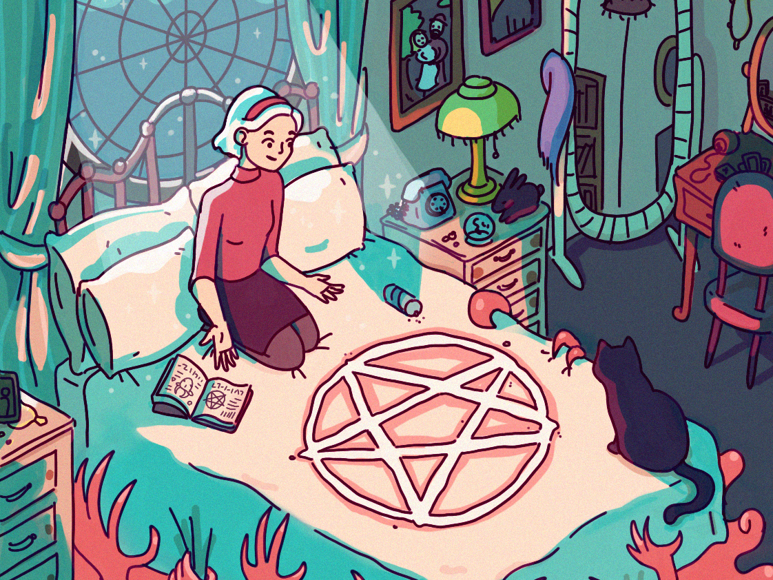 Chilling Adventures of Sabrina by Gabby DaRienzo