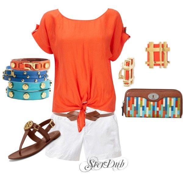 Tangerine Summer Dream. Really cute!