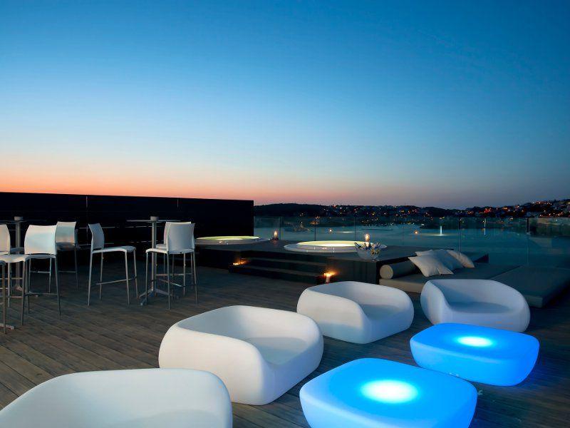 Jacuzzi Bar Hotel Barceló Hamilton In Menorca Spain Now
