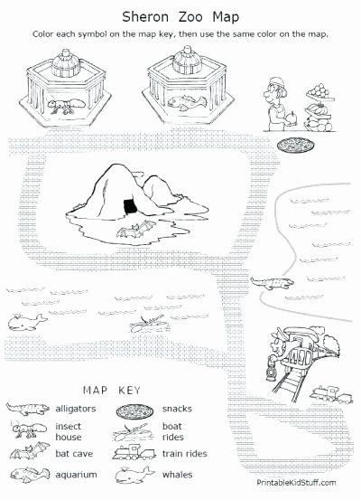 Preschool social Studies Worksheets Map Skills Worksheets