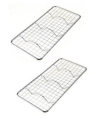 Set Of 2 13 Size Cooling Rack Cooling Racks Wire Pan Grades