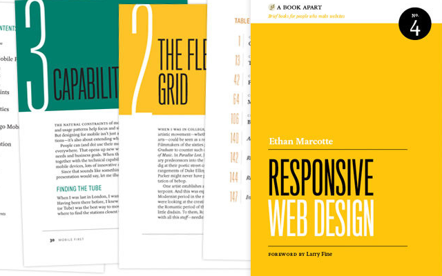Creative Book Design Template ~ Popular web design trends from header layout and