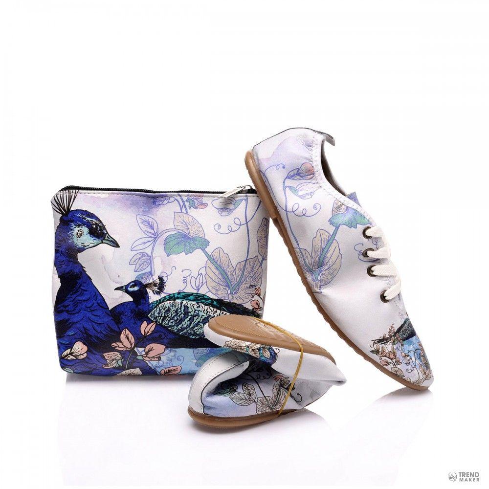 FOLDY FLD-304 Foldable Cipő val hordozható táska 40  565ce0d7ca