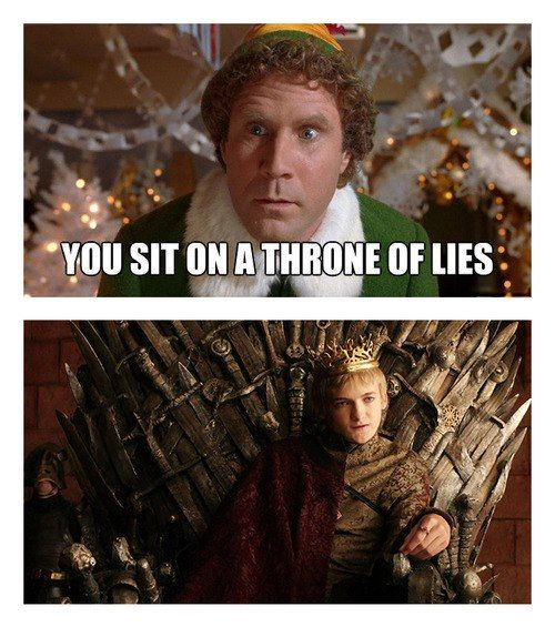 Joffrey, a little suggestion leave that throne to a true king u.u