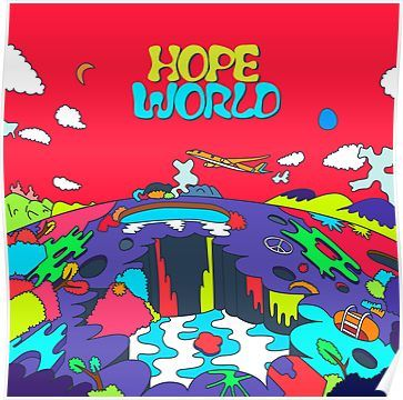 Bts Hope World Album Cover Bellissimonyccom