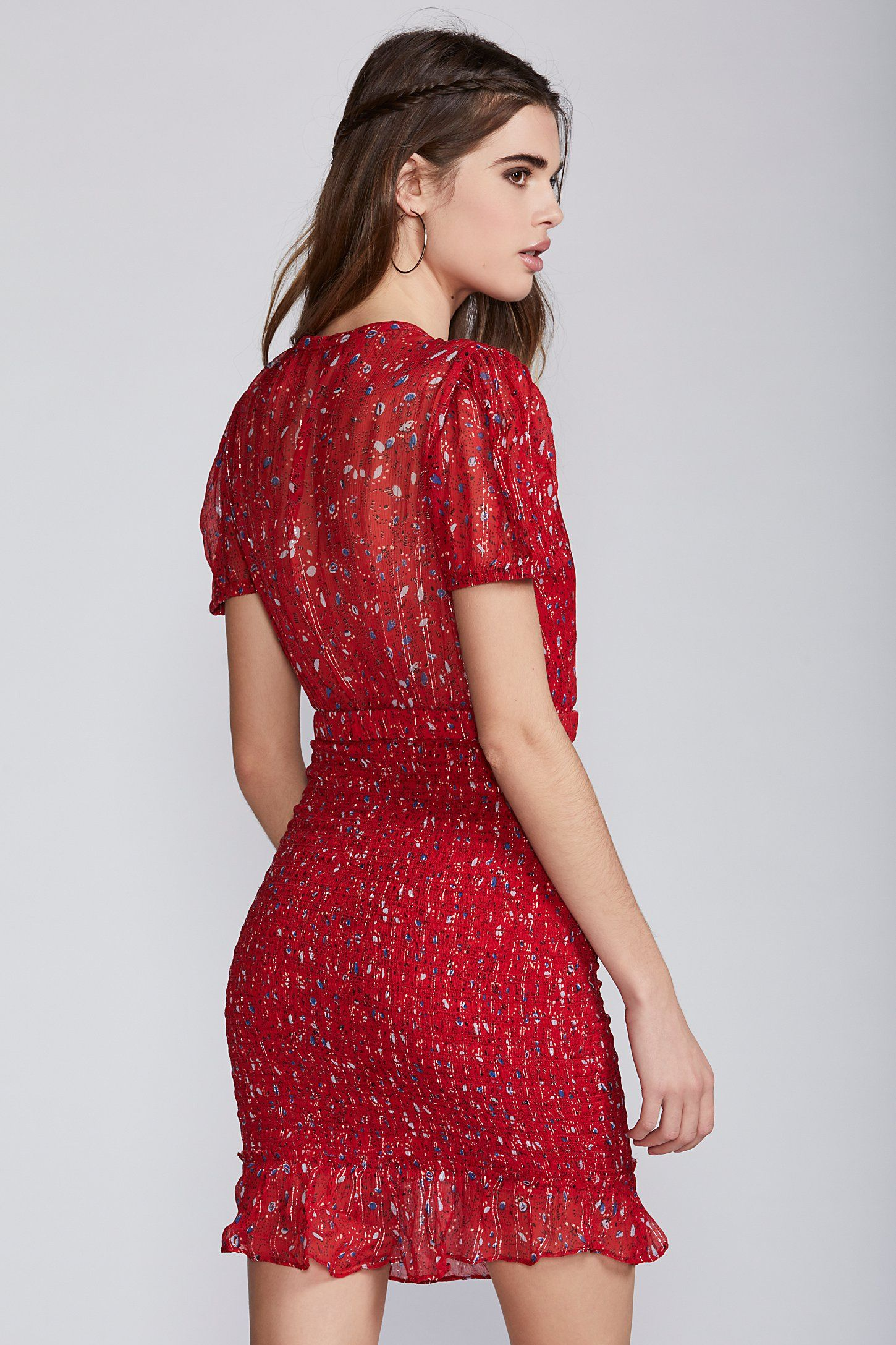 8ba852a8d6e97 Shop our Baby Love Smocked Bodycon Dress at FreePeople.com. Share style  pics with FP Me