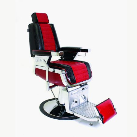 Rem Emperor Gt Barbers Chair Upholstery Foam Upholstery