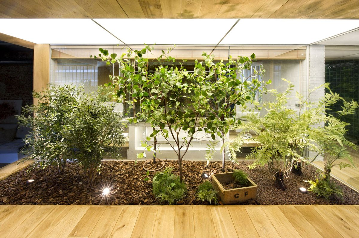 We Share 12 Indoor Gardens For A Living Home, That Will Make You Feel Alive