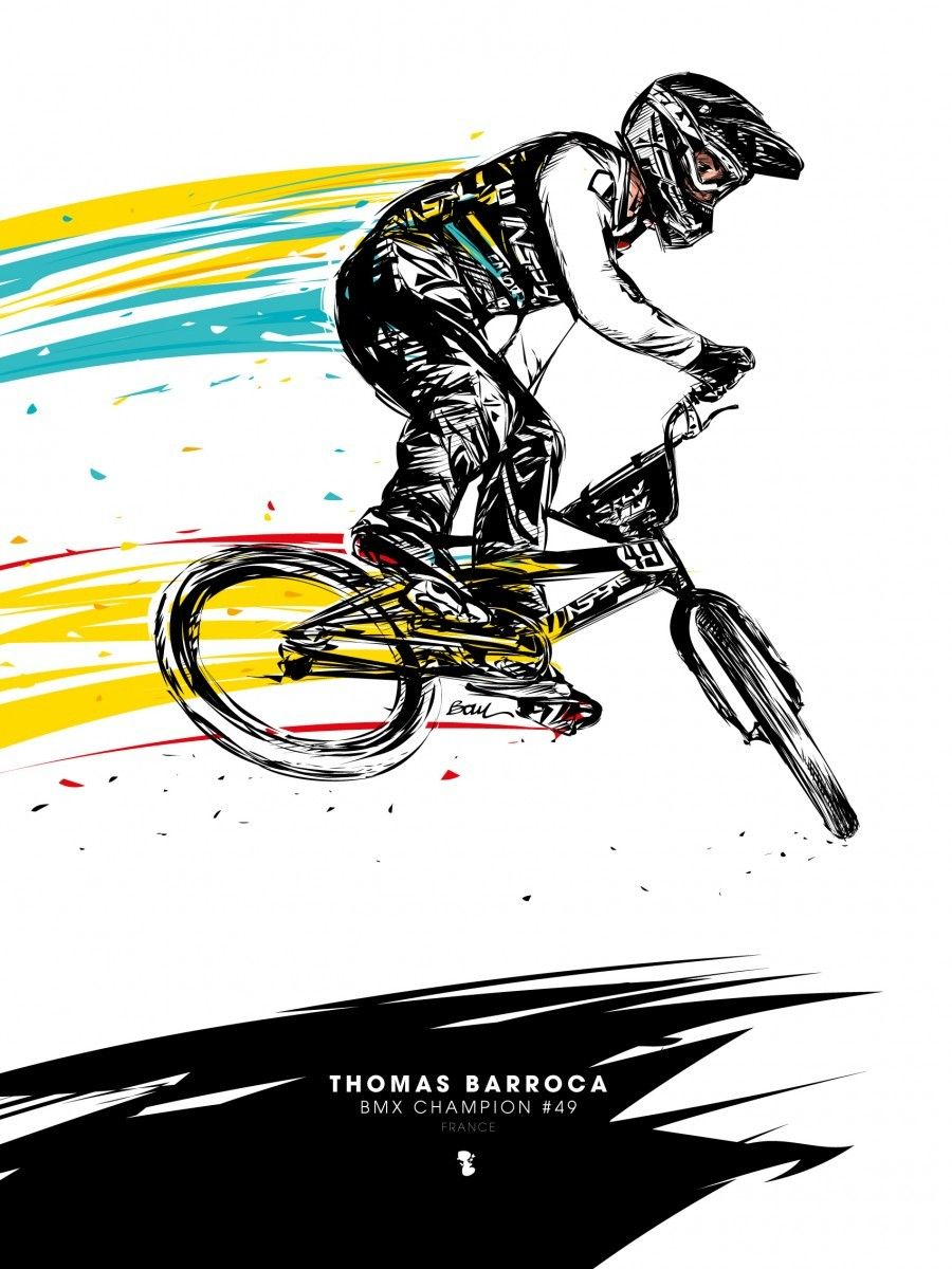 Vélo Cadre Autocollant Lettrage Frame Sticker Set Décalque STR Bike Design