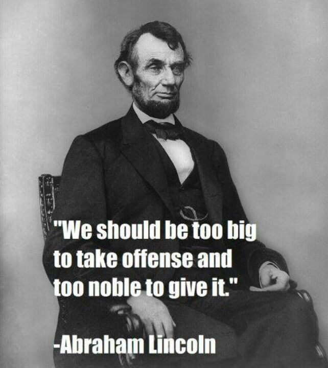 abraham lincoln resilience