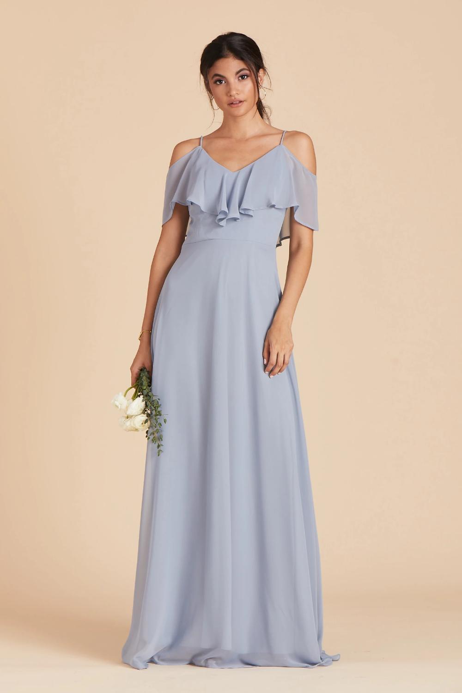 Jane Convertible Dress Dusty Blue Dusty Blue Bridesmaid Dresses Dress Dusty Bridesmade Dresses [ 1500 x 1000 Pixel ]