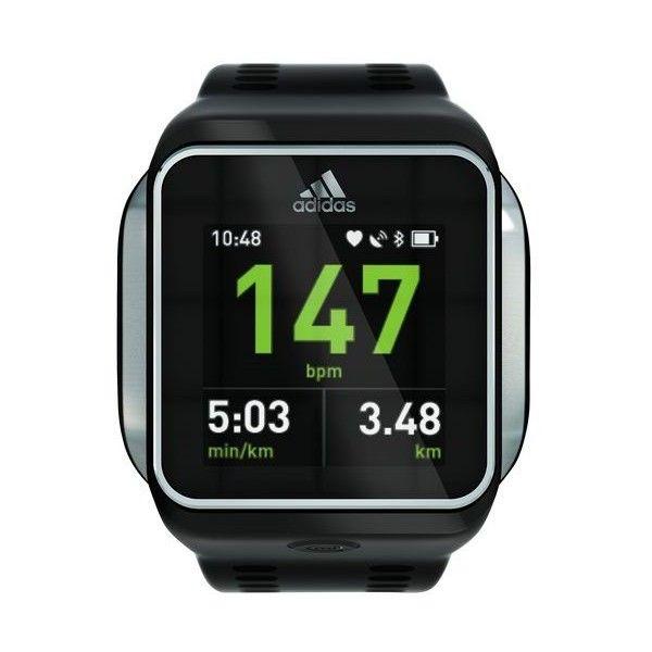 Eso Renunciar Sitio de Previs  adidas Micoach SMART RUN Watch ($230) ❤ liked on Polyvore featuring  jewelry, watches, adidas, heart shaped jewelry, heart … | Micoach, Adidas  running, Adidas online