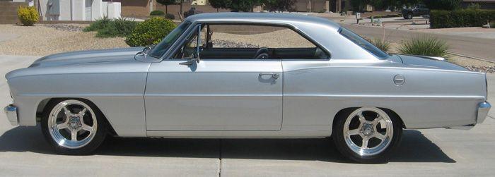 1966 Chevy Nova 2Dr Hardtop