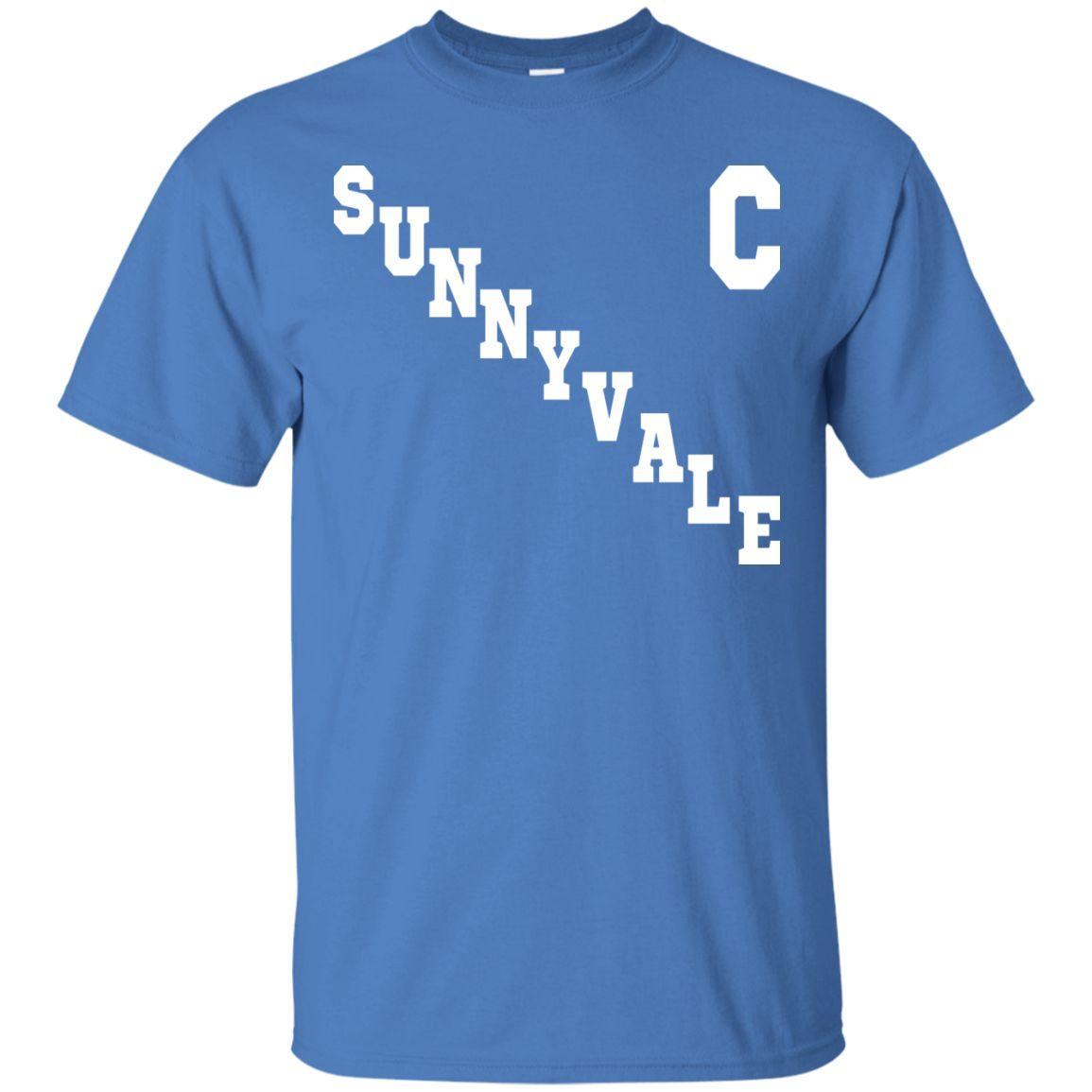 Trailer Park Boys Team Sunnyvale Street Long Sleeve Hockey Jersey-01