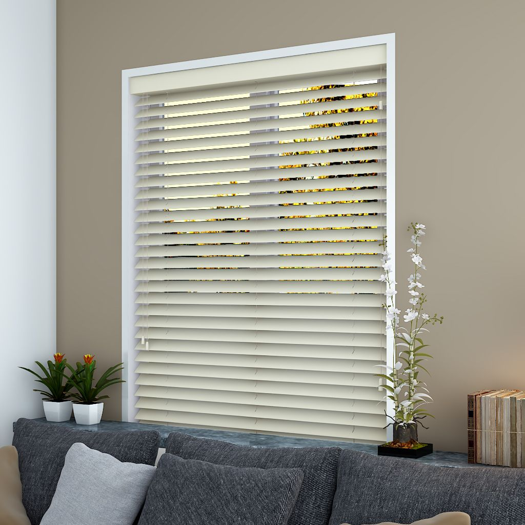 pin hold white returns horizontal on wood blinds valance downs tape decorative and with