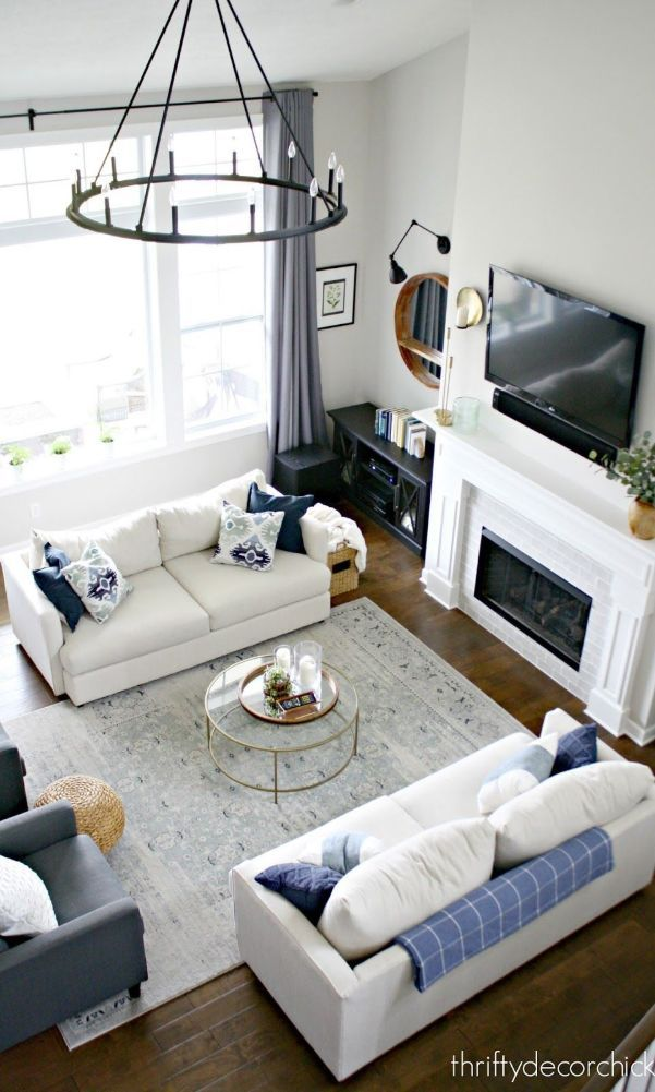 53+Beautiful Modern Living Room Pictures & Ideas 2020