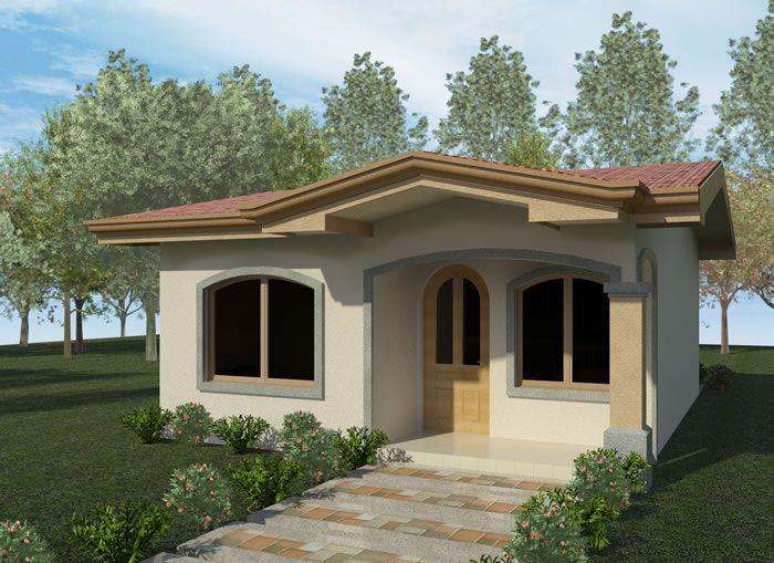 Casa 6 Diseno De Casas Sencillas Casas De Fincas Pinturas De Casas