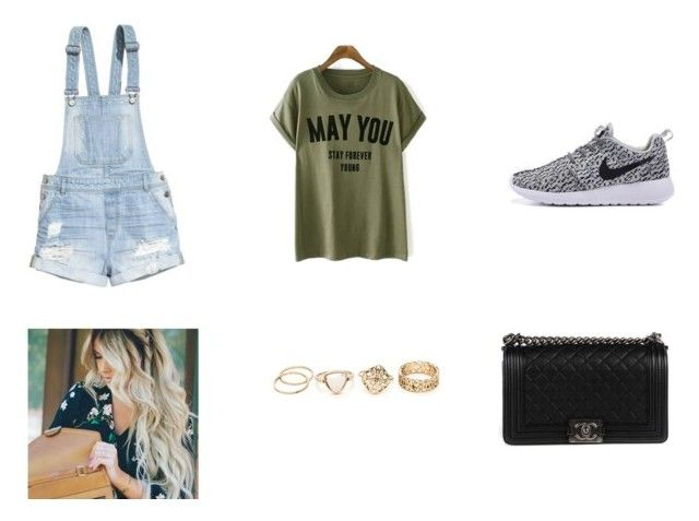 """Untitled #33"" by sg164447 on Polyvore featuring H&M and Chanel"