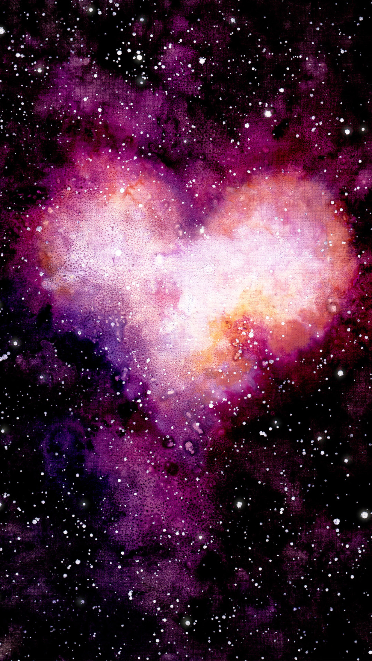 I M Begin Found My Favorite Word Of The Most Beautiful Heart Ever Made It Clear That It Is Always Good To Be Tru Galaxy Wallpaper Galaxy Painting Galaxy Art