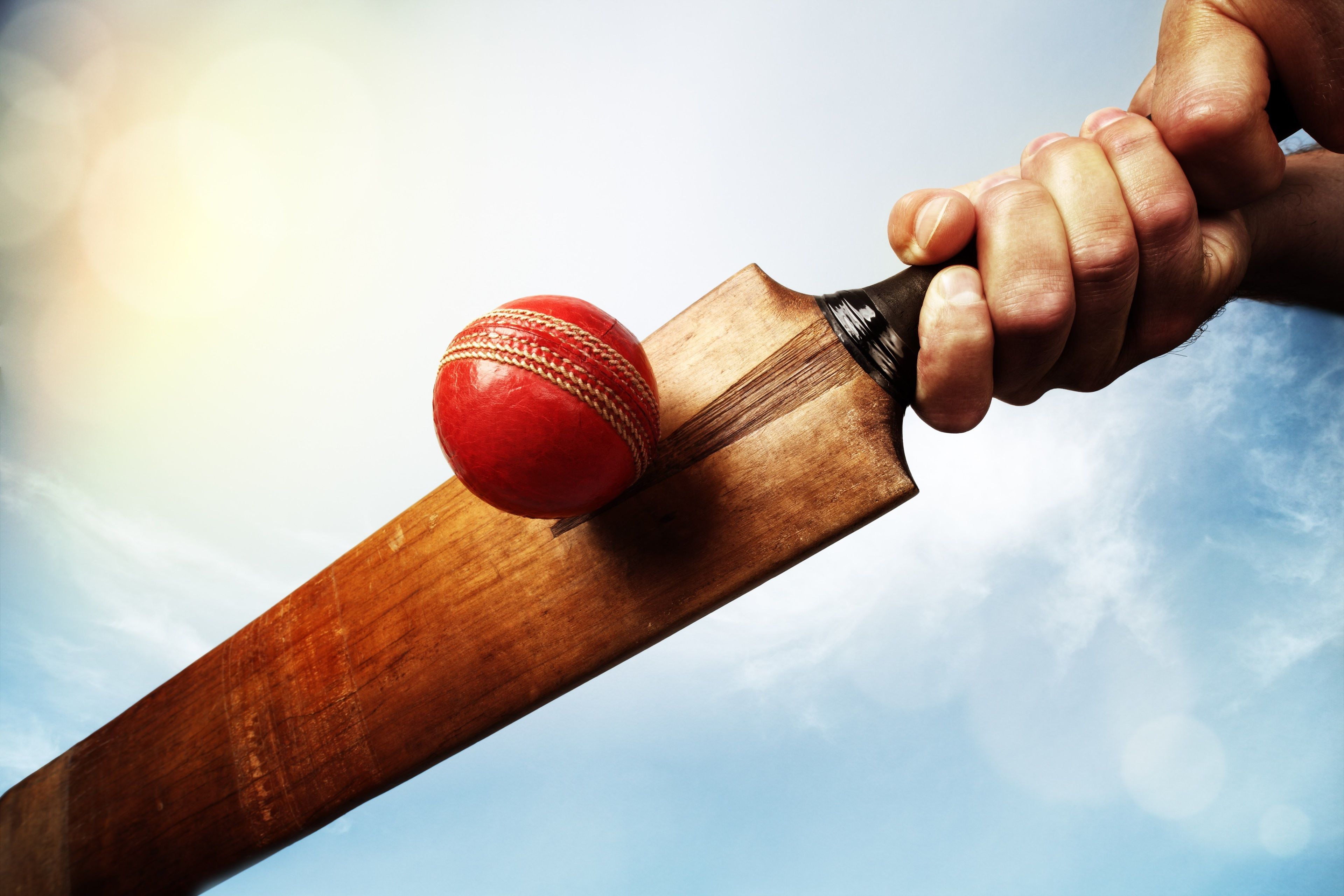 3840x2560 cricket ball 4k amazing wallpaper hd for desktop