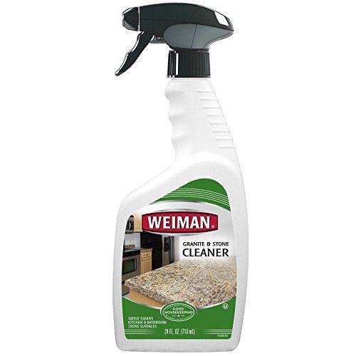 Weiman Granite Stone Cleaner Streak Free Ph Neutral Https Www Amazon Com Dp B005gxkzhy Ref Cm Sw R Pi Dp X Ve9xzbww Granite Granite Cleaner