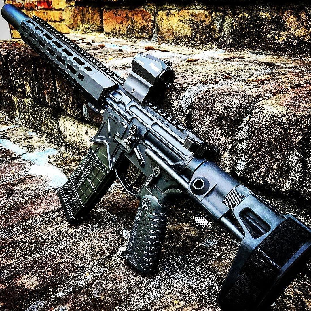 Pin by Tom Prettyman on Cool Guns | Pretty guns, Airsoft ...