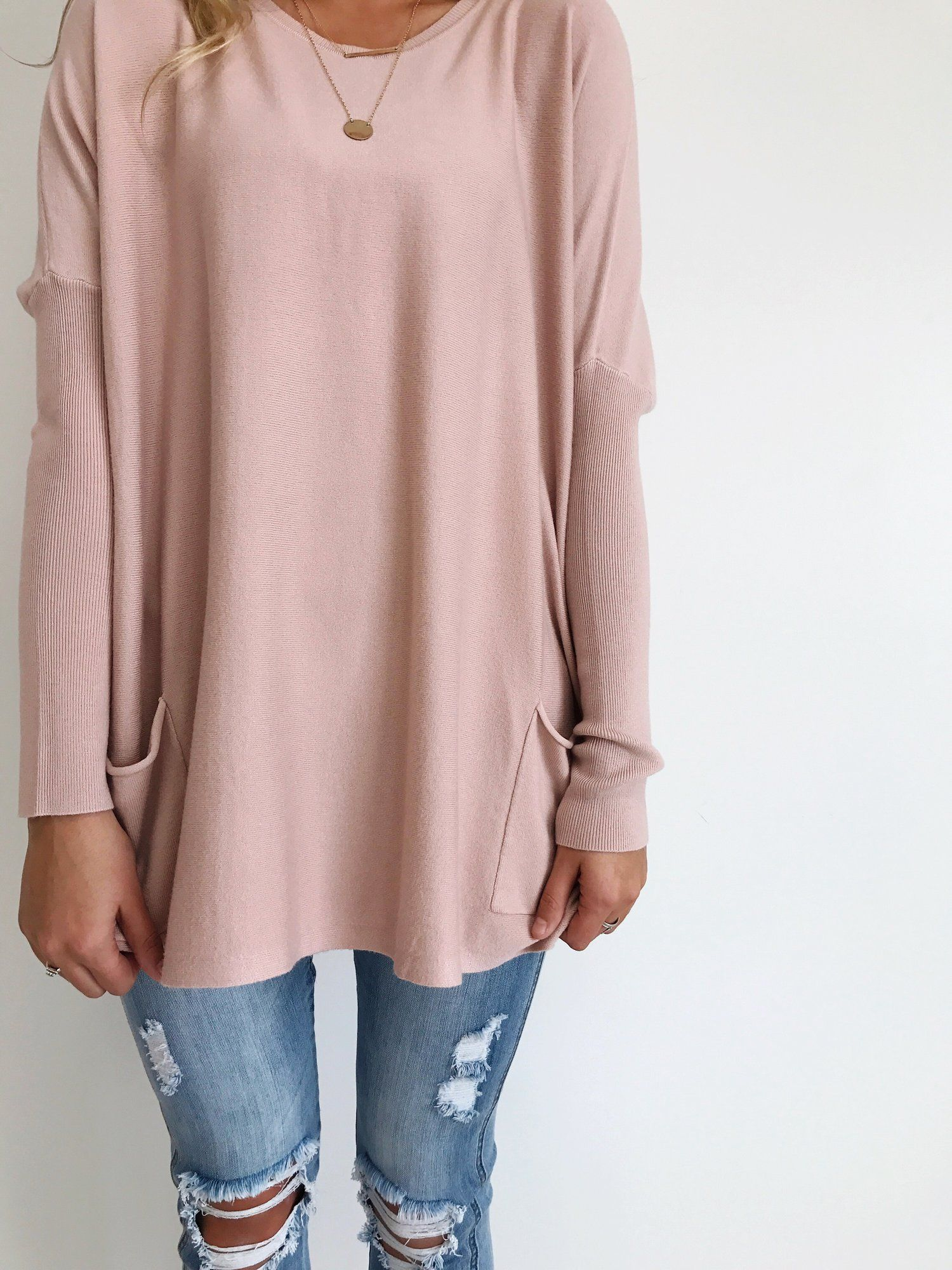 Pink sweater dress outfit  Pin by Anna Claire Williams on Fashion  Pinterest  Clothes Dream